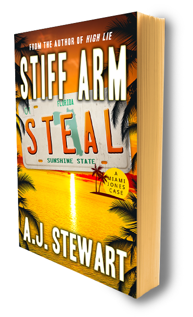 Book Cover Transparent Background : Stiff arm steal