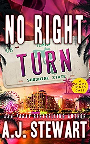 Book cover for No Right Turn