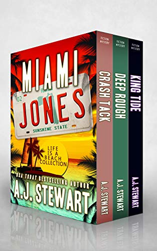 Miami Jones Box Set Books 5-7