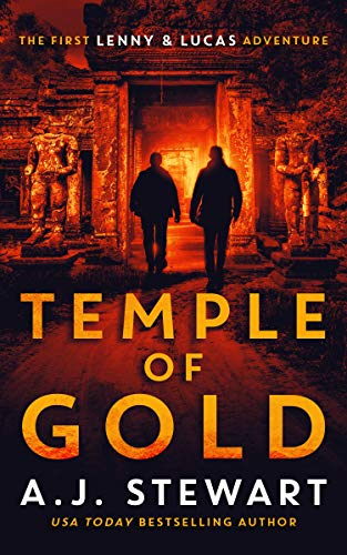Book cover for Temple of Gold