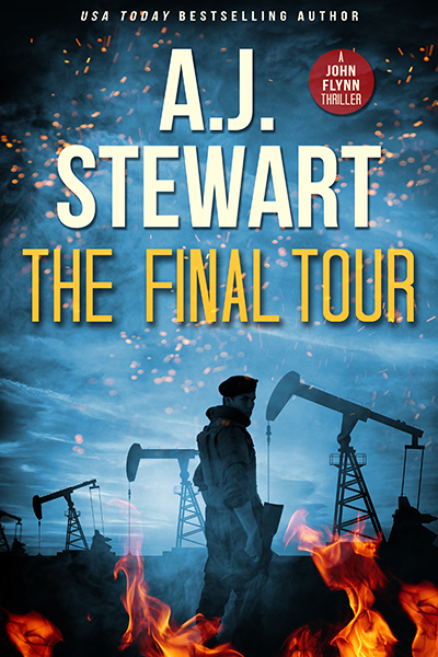 Book cover for The Final Tour